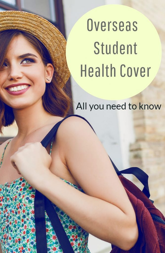 happy student traveler