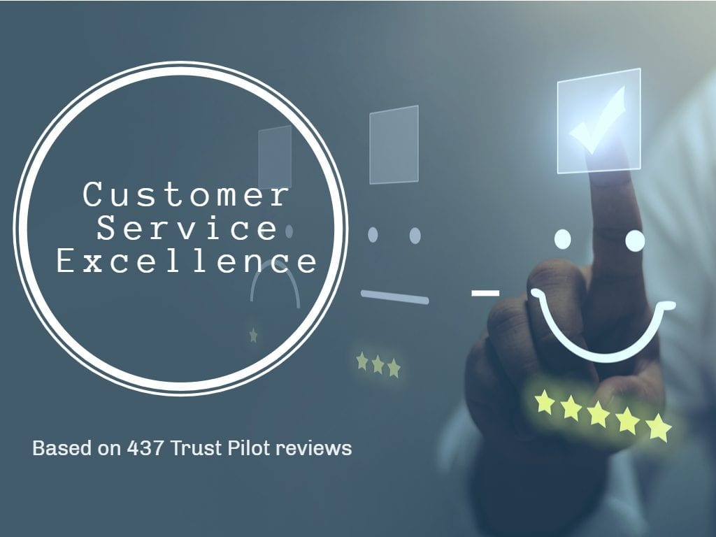 Costumer Service Excellence at Health Deal